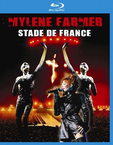 Mylene Farmer - Stade de France (2009) BDRip
